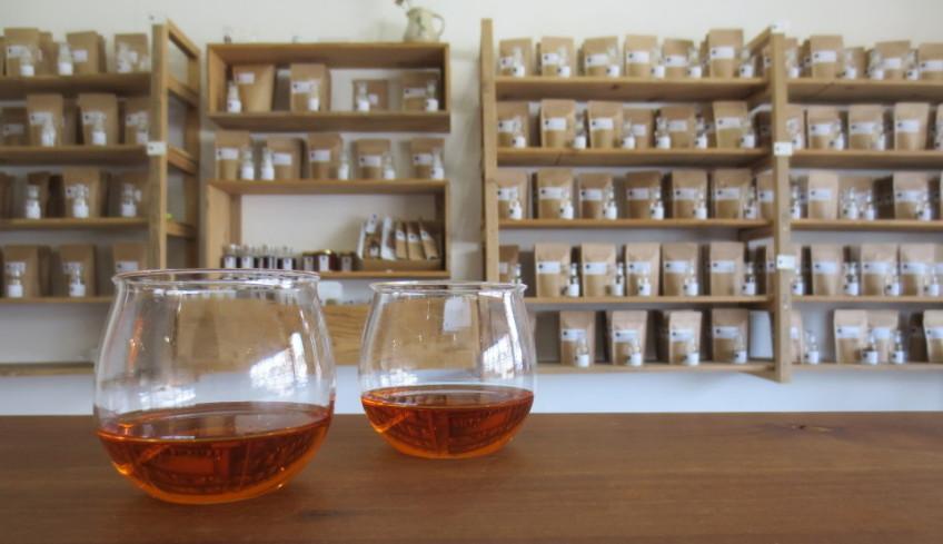 お茶のある生活始めませんか?